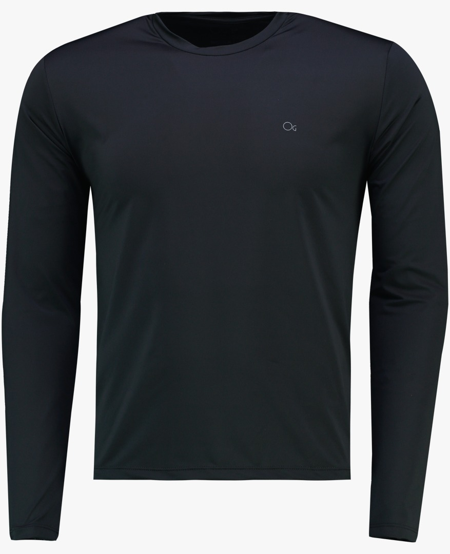 Camiseta ML Fitness Slim Ogochi