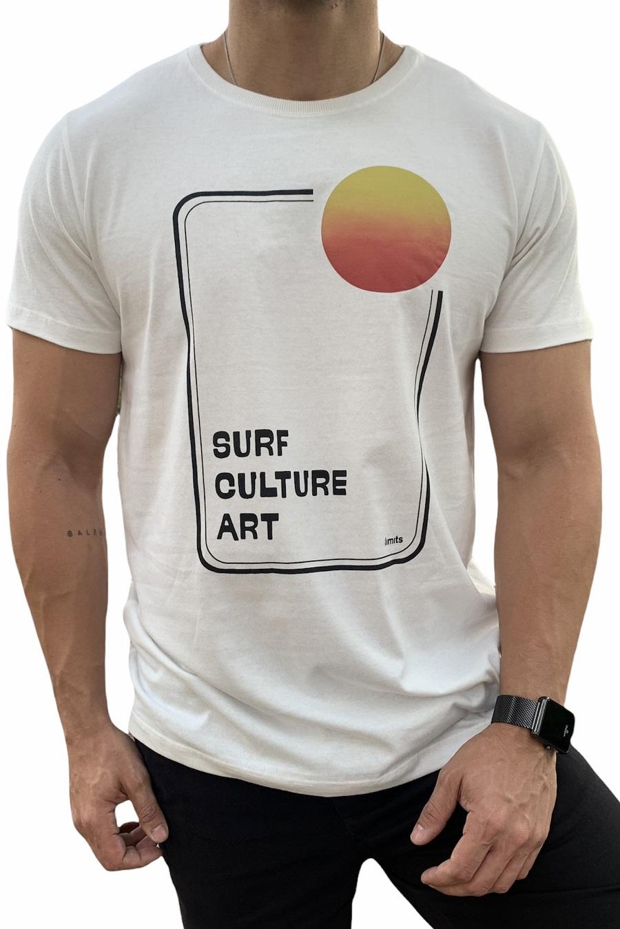 Camiseta Touch Culture Limits