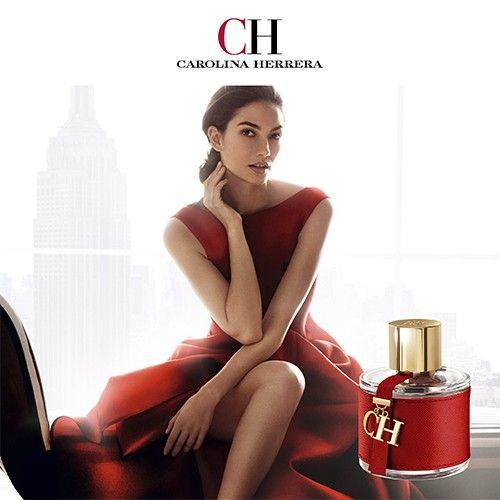 Perfume CH Carolina Herrera Feminino Eau de Toilette