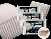Kit 3 Travesseiros Nasa Double Comfort - Fibrasca