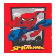 Toalha de Banho Felpuda Spider Man Lepper Mod 2