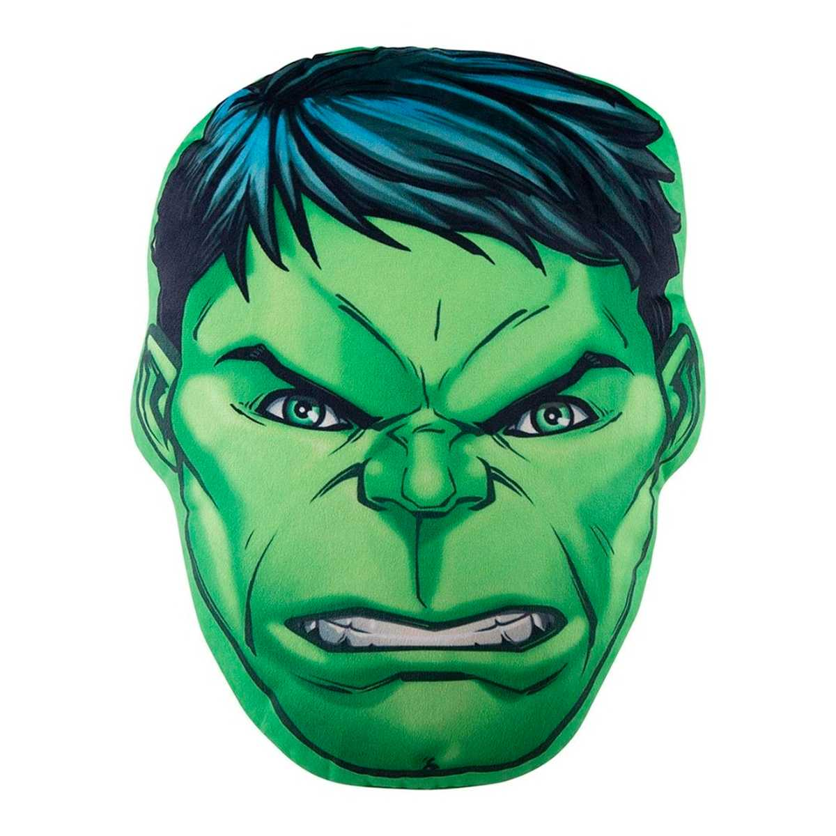 Almofada Infantil Avengers Hulk 30X39Cm