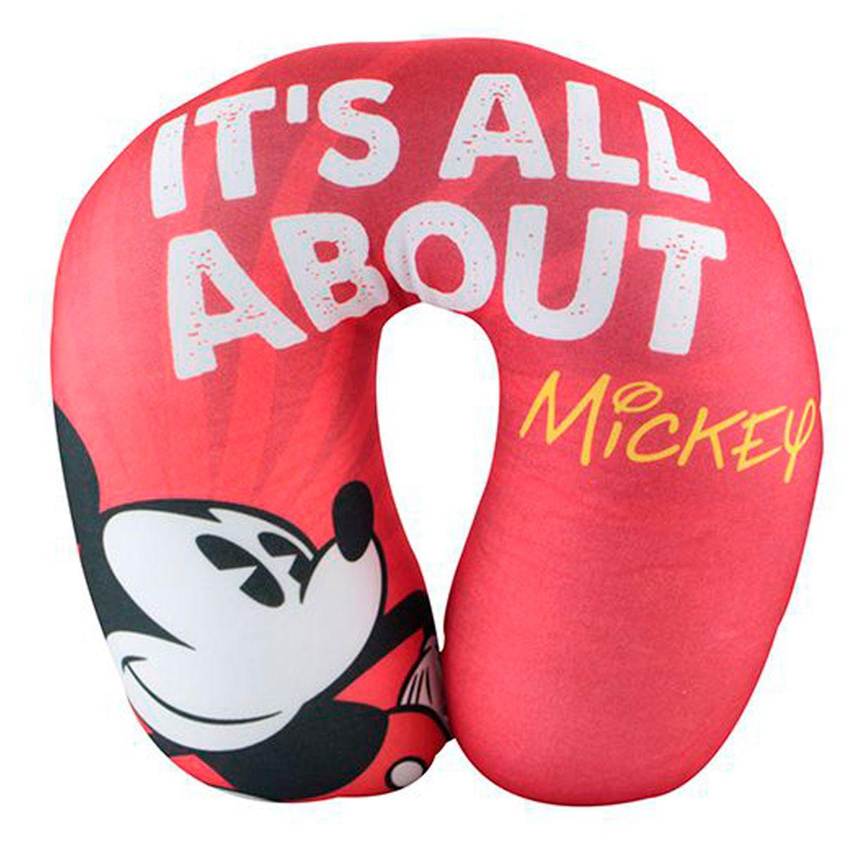 Almofada  Pescoço Microperolas All About Mickey