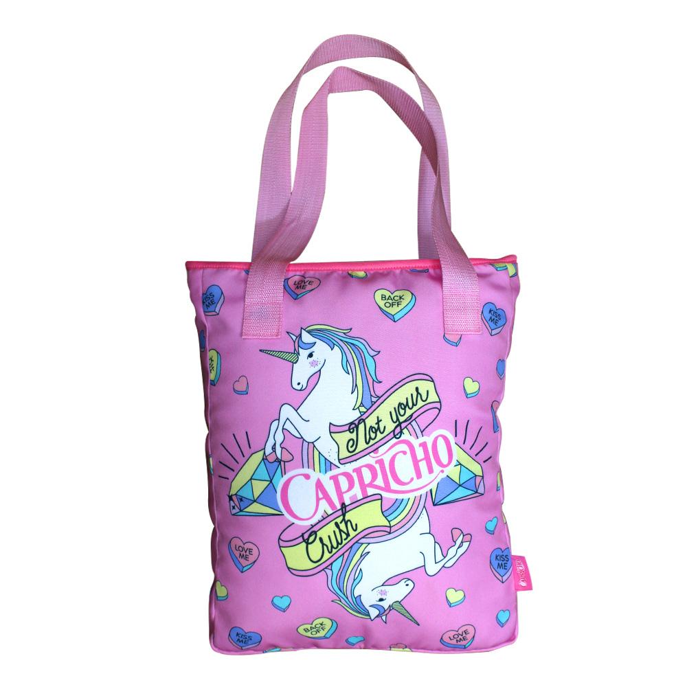 Bolsa Lateral Unicornio Fofinho Capricho