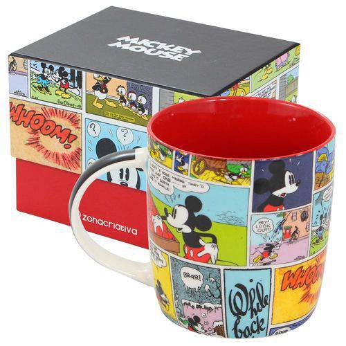 Caneca Mickey HQ Colors
