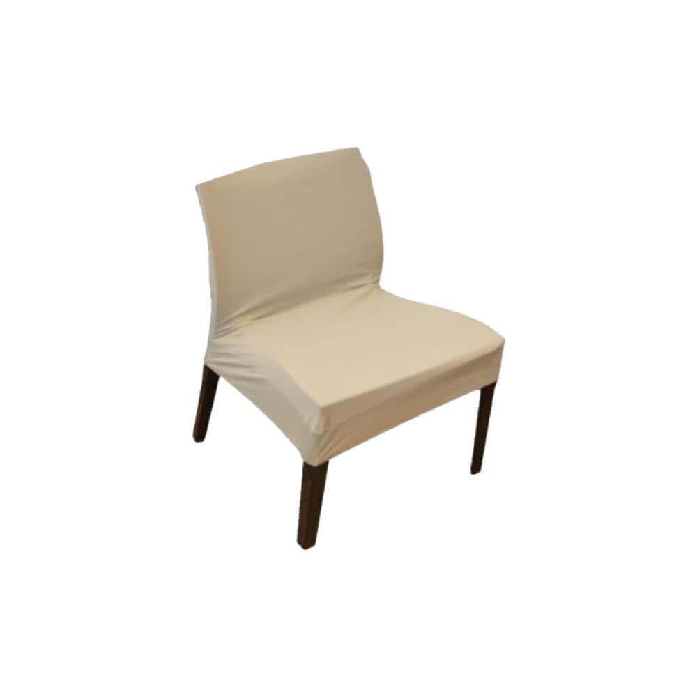 Capa para Cadeira Master Flexivel Caqui