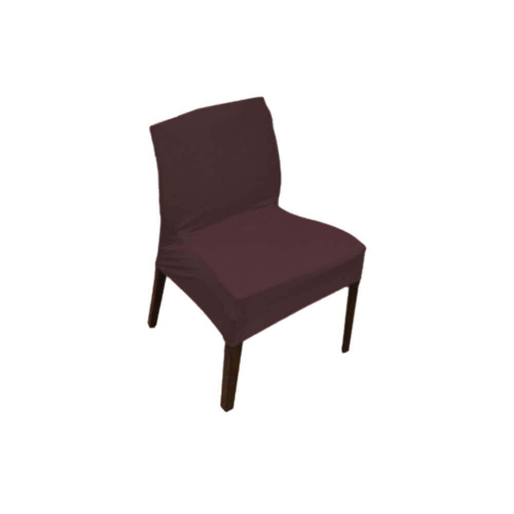Capa para Cadeira Master Flexivel Chocolate Sultan