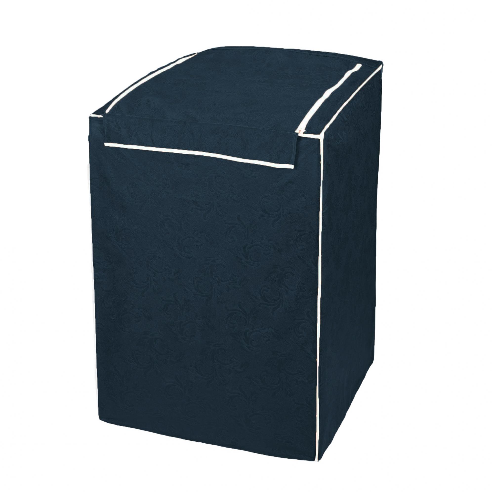 Capa Para Maquina De Lavar Eletrolux, Brastemp, Consul 7, 8 E 9 Kg Azul Cobalto