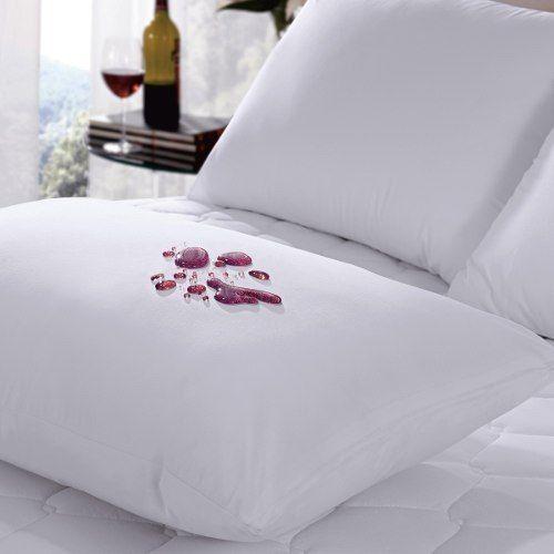 Capa Protetora impermeavel de Travesseiro Sleep Dry 70x50cm