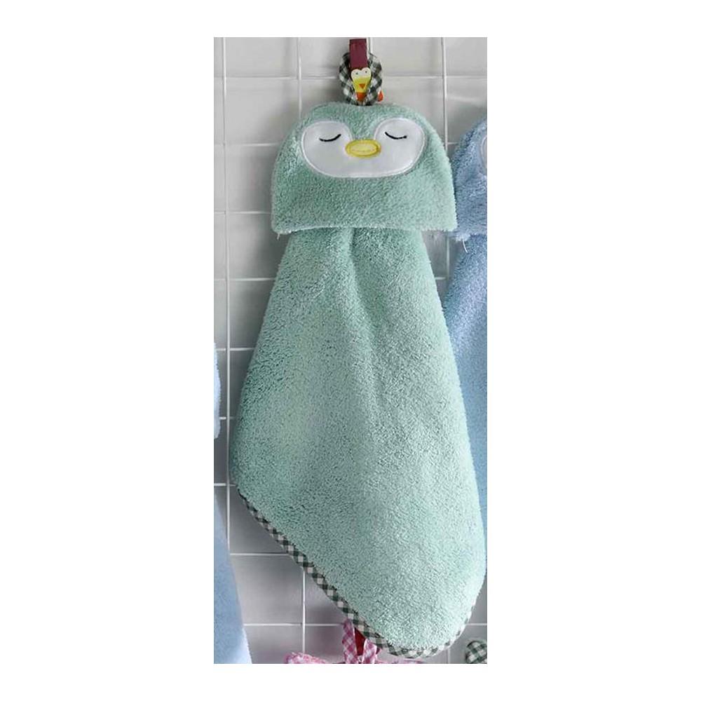 Cheirinho Pinguim Verde 30x30cm - Bouton