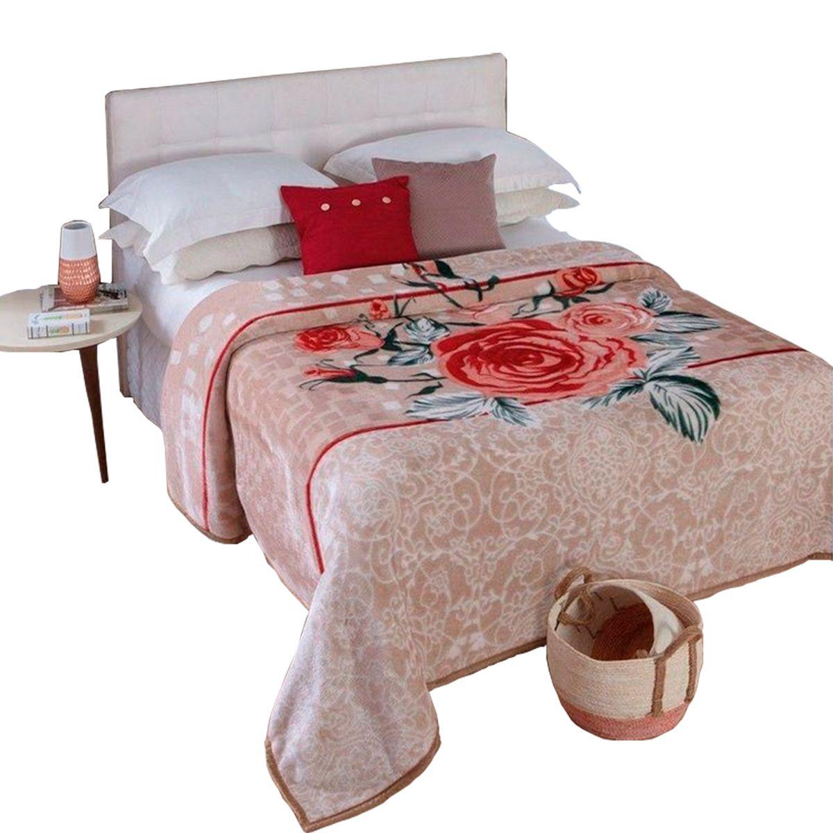 Cobertor Dyuri C/ cinta Casal  Beluna 180x220cm