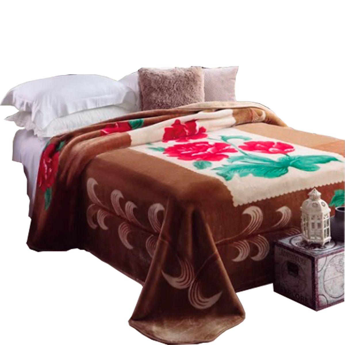 Cobertor Dyuri C/ cinta Casal Monviso 180x220cm