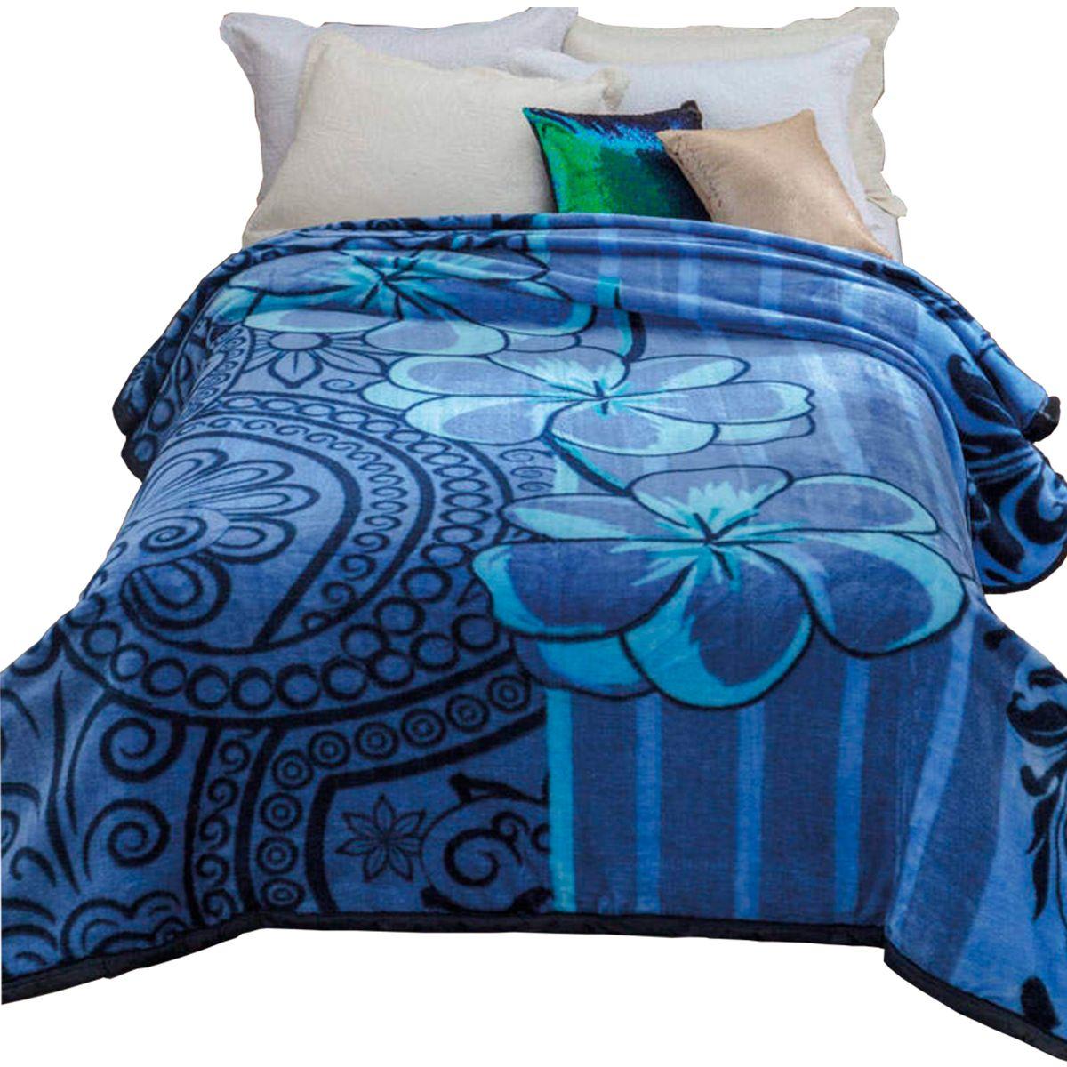 Cobertor Dyuri C/ cinta Casal Nuria 180x220cm