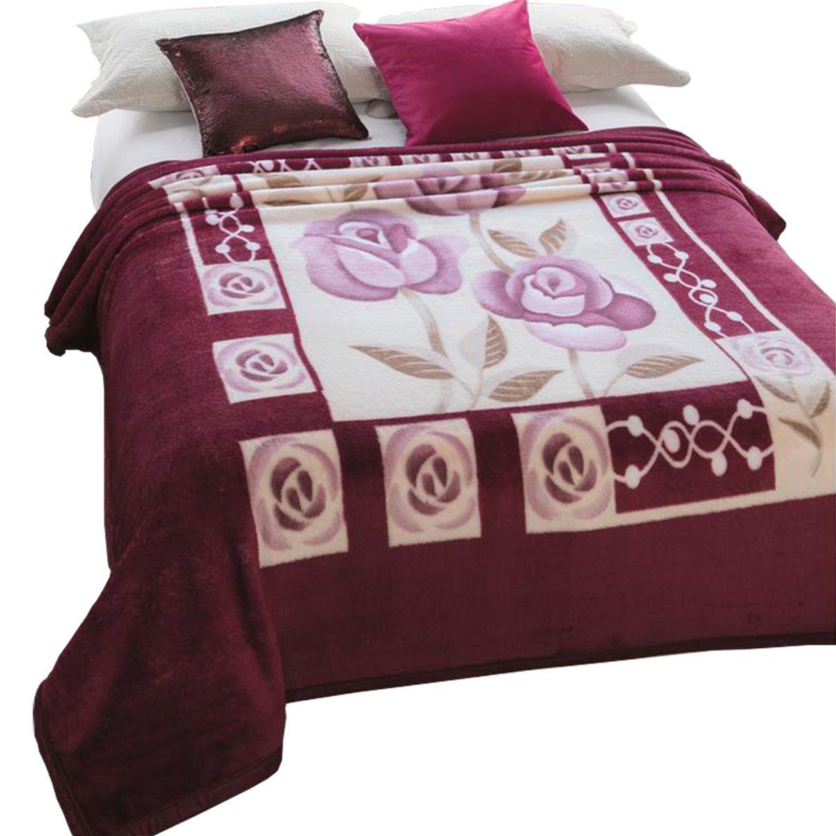 Cobertor Dyuri C/ Cinta Casal Suavidades 180X220Cm