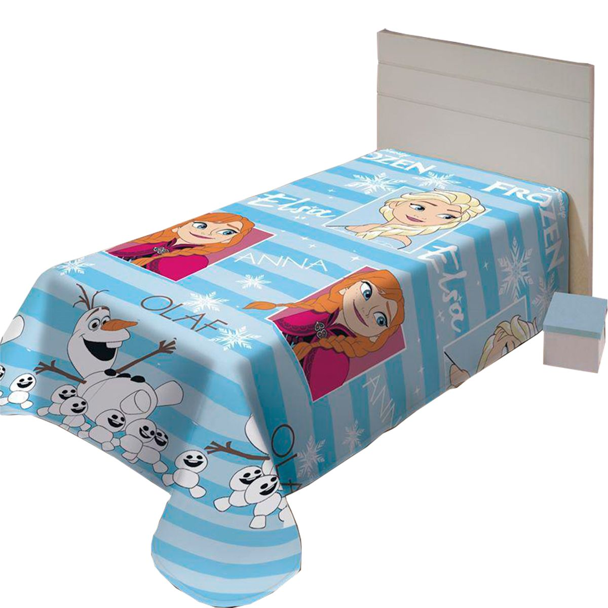 Manta Soft Poliester Disney Juvenil  Frozen 150x200cm