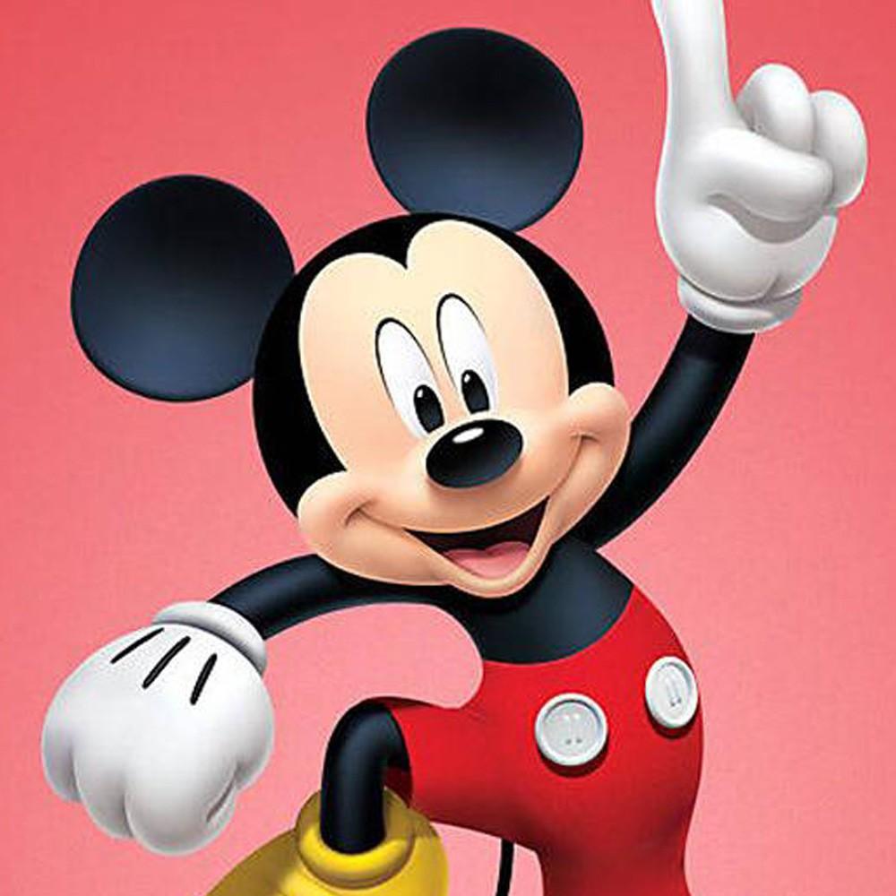 Promoção Kit Mickey 3 peças