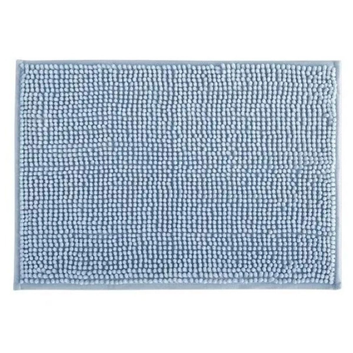 Tapete de Banheiro Dallas Azul 40x60cm