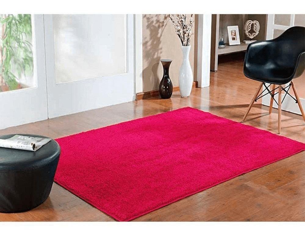 Tapete para Sala/Quarto Oasis Classic  1,50 X 2,00  Pink