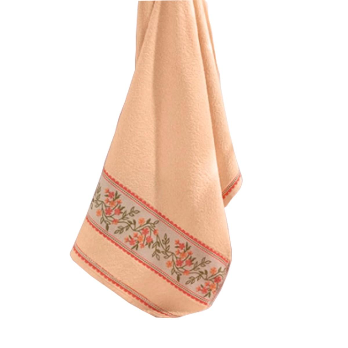 Toalha de Banho Apricot/Laranja Lufamar