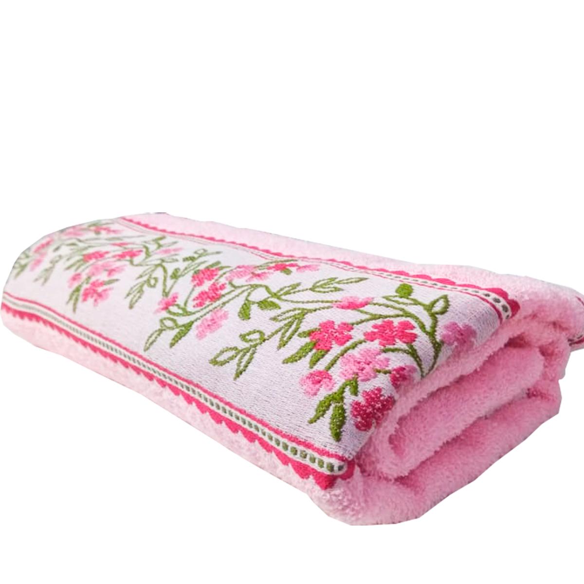 Toalha de Banho Candy Rosa Pet Lufamar