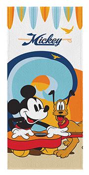 Toalha de Banho Felpuda infantil Mickey Mod 3