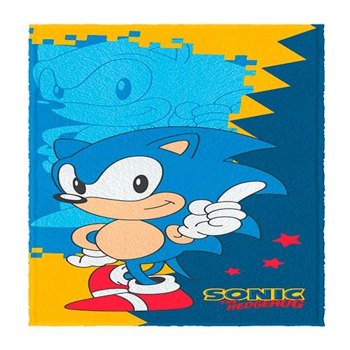 Toalha Felpuda Sonic Lepper Mod 1