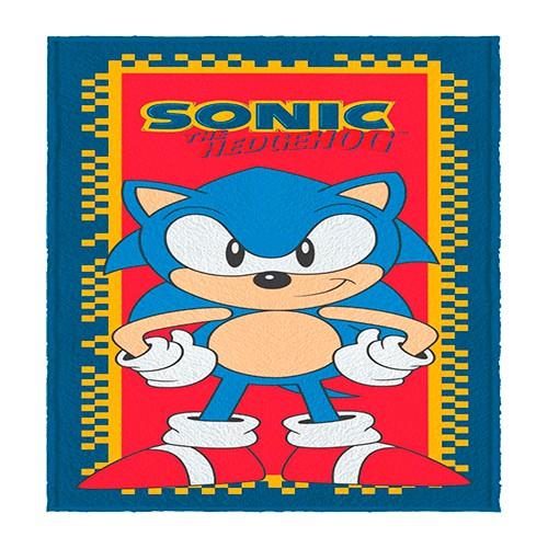 Toalha Felpuda Sonic Lepper Mod 2