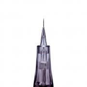Cartucho Derma Pen Preto Smart - com 10 unidades - 1 agulha