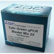 SYBR GREEN QPCR MASTER MIX LOW ROX (100 REAÇÕES)