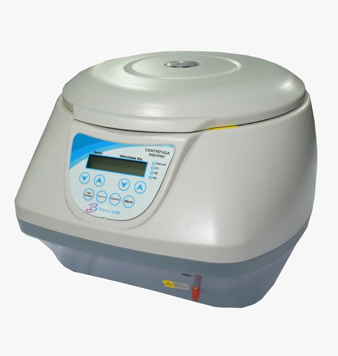 Centrífuga Spinplus Prp/prf/i-prf/l-prf/a-prf - 110 Ou 220 V