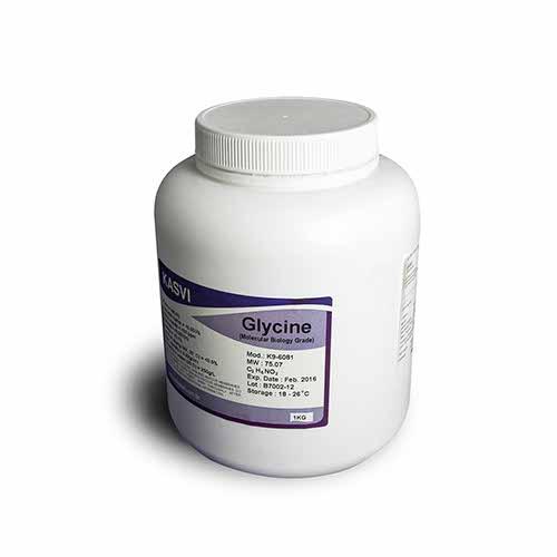 GLICINA. GRAU BIOLOGIA MOLECULAR. 1 KG