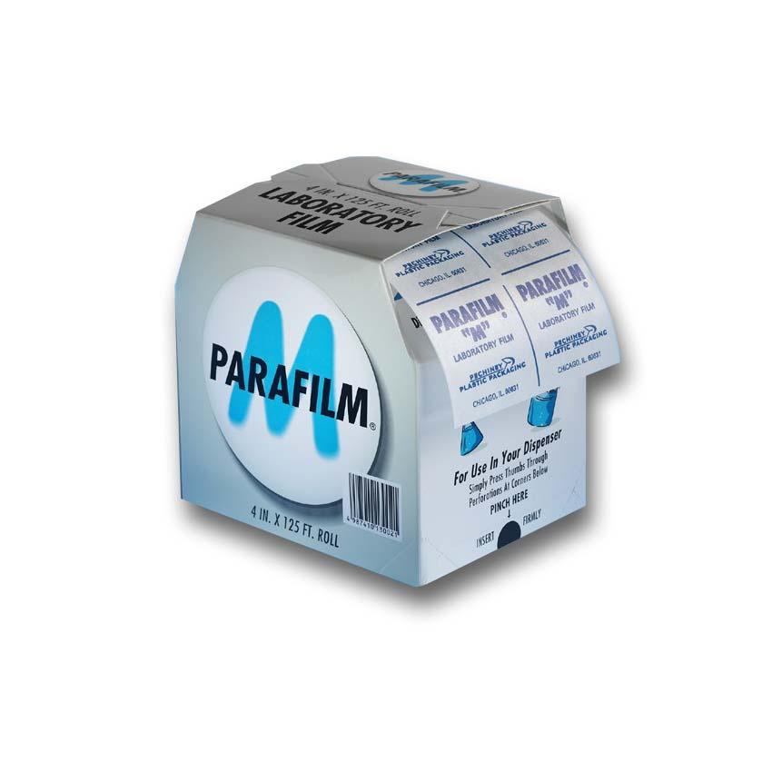 PARAFILM M. ROLO COM 10,16 CM X 38,10 M