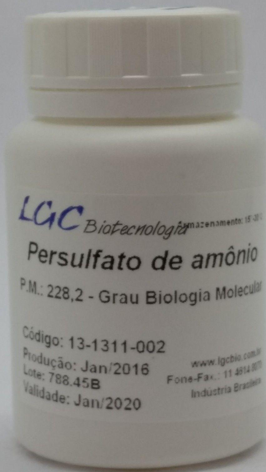 PERSULFATO DE AMÔNIO 25G