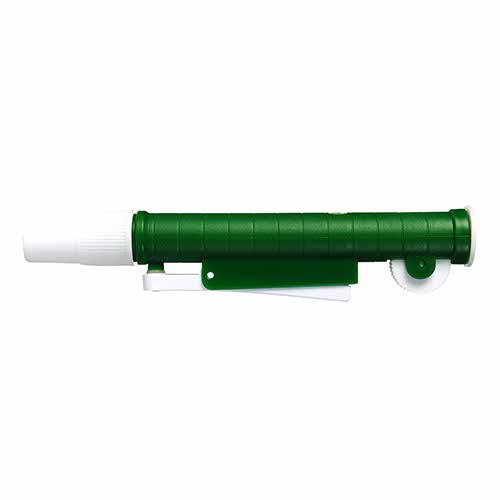 PIPETADOR DE VOLUMES MANUAL PI-PUMP. 10 ML. VERDE