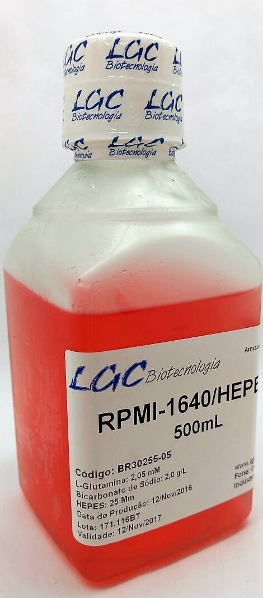 RPMI-1640 COM HEPES (25MM)