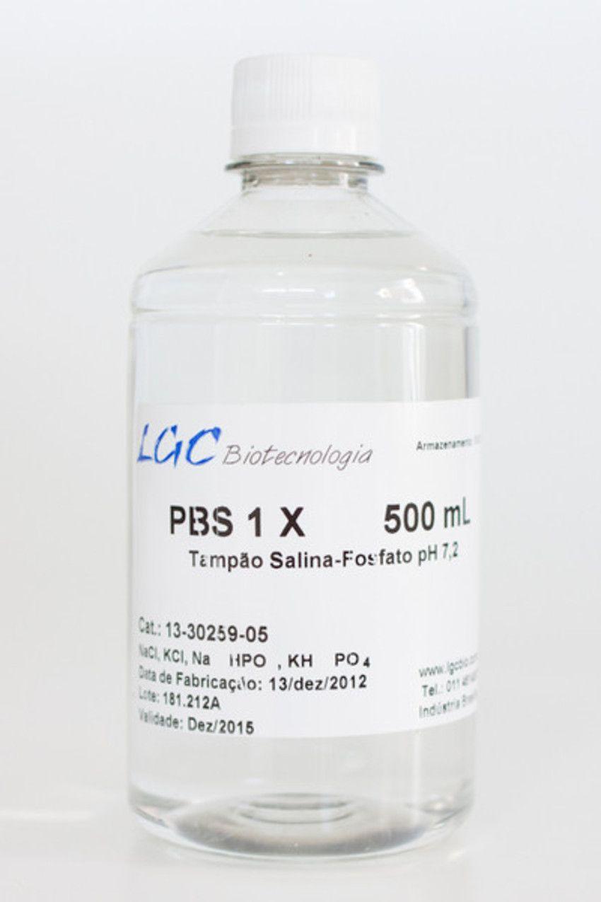 TAMPÃO PBS 1X, PH7,2