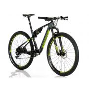 Bicicleta aro 29 Carbon Full Sense Invictus Comp 2018 11v Sram