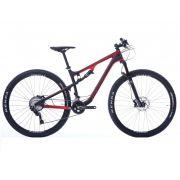 Bicicleta Aro 29 Full Carbon Oggi Cattura Sport Deore 20v 2019