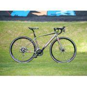Bicicleta Kode Straat Gravel Urbana Champagne Shimano claris 16V