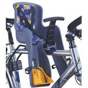 Cadeirinha Infantil Bicicleta Bike Dianteira Engate Rápido