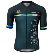 Camisa Ciclismo Marcio May Crankbrothers Fizik Bike Preto