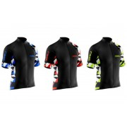 Camisa Ciclismo Masculina Animus Refactor Bike