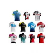 Camisa Ciclismo MTB/Speed World Tour