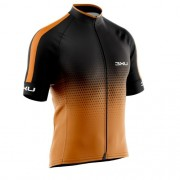 Camisa Ciclismo Preto/azul Refactor 3xu Huracan Masculina