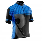 Camisa Ciclismo Refactor Competition Azul