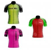 Camisa Ciclismo Solifes Proteção UV50