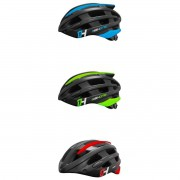 Capacete Bike High One Ciclismo Casco Mtb Led Com Viseira