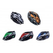 Capacete Ciclismo Bike Element Com sinalizador led