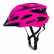 Capacete Ciclismo Bike Feminino Rava New Space Pink