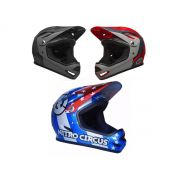 Capacete Enduro Downhill Bmx Ciclismo Full Face Bell Sanction